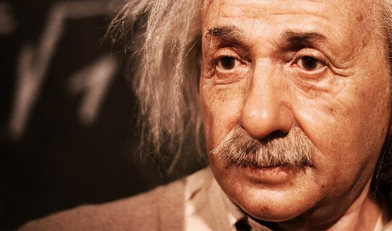 How Albert Einstein Saw The World