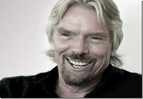 Richard branson virginity her