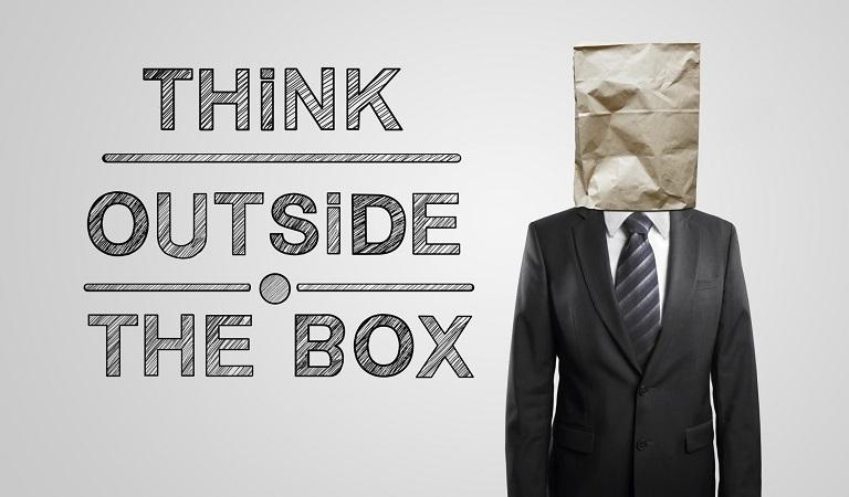 Motivational Guide To Think Outside The Box