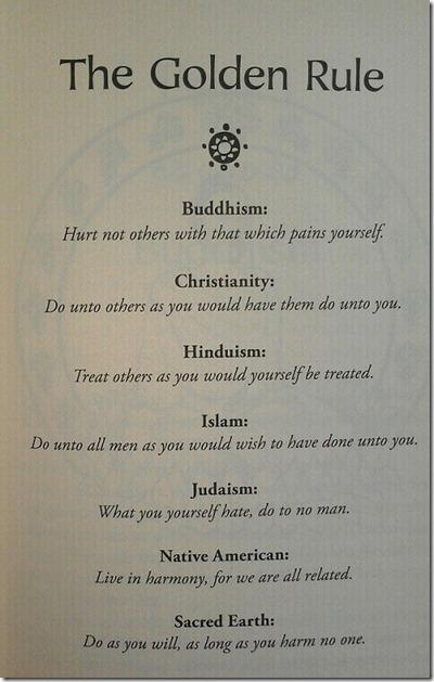 The Golden Rule Binding All Religions Together That Will Change Your Perception Of Life