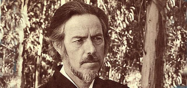 alan watts 1973-11-16 it's like you took a bottle of ink and you threw it at a wall smash and all that ink spread and in the middle, it's dense, isn't it and as it gets out on the edge, the little droplets get finer and finer and make more complicated patterns, see so in the same way, there was a big bang at the.