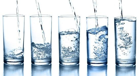 Alkalized water