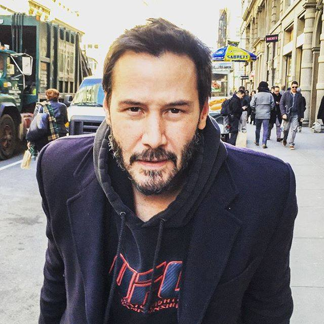 Keanu Reeves Posted THIS Picture And Wrote Incredibly Inspiring Message.