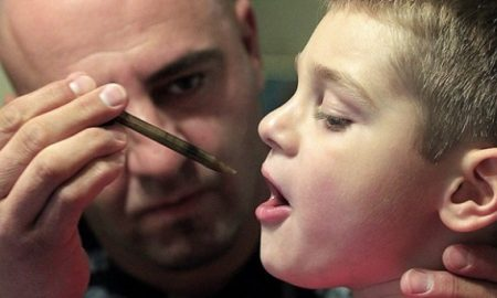 Autistic Boy Gains Ability to Speak After Only 2 Days of Cannabis Oil Treatment