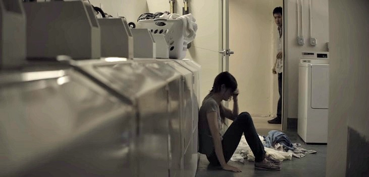 Husband Catches His Wife Crying While Doing Laundry. Then, She Tells Him The Shocking Truth