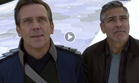 Speech to AWAKEN Humanity by Hugh Laurie and George Clooney!