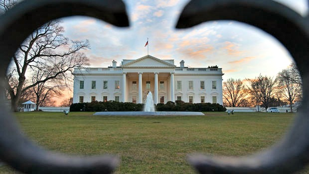 Images Who Built The White House