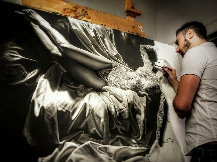 photorealistic-pencil-drawings-renaissance-hyperrealism-emanuele-dascanio-24