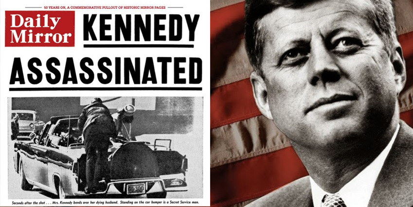 Jfk killed after shutting down rothschild s federal reserve in 1963