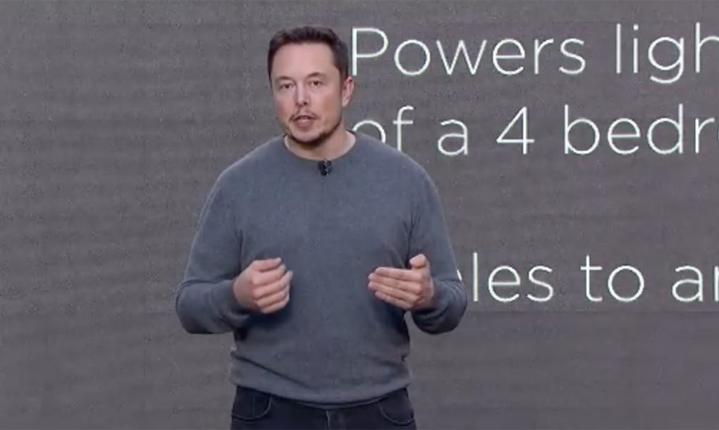 Breaking News Tesla Unveils Groundbreaking New Solar Roof
