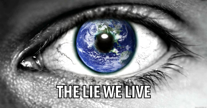 Image result for THE LIE WE LIVE